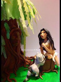 Pocahontas e nonna Salice...