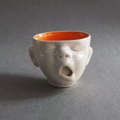 Baby Head Cup