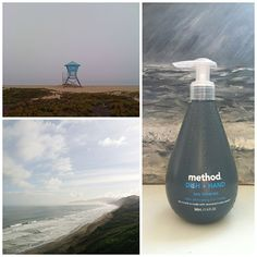 method hand soap - packaging made from plastic collected from our oceans. #cleanhappy