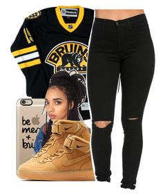 """""""The East"""" by queen-vanessa ❤ liked on Polyvore featuring Casetify and NIKE"""