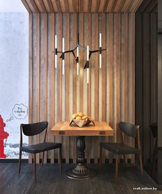 Home Decoration Living Room Key: 7998829422 Luxury Homes Interior, Cafe Interior, Home Interior Design, Interior Decorating, Wood Slat Wall, Room Partition Designs, Loft Interiors, Wall Cladding, Loft Design
