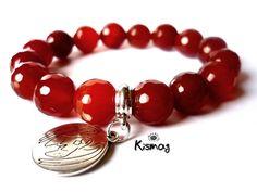 Mandala, Beaded Bracelets, Spirit, Gemstones, Crystals, House, Jewelry, Carnelian, Haus