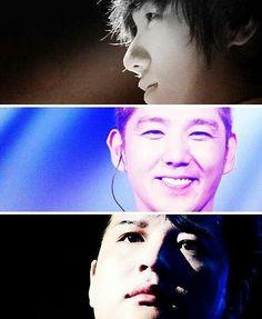 Yesung, Kangin, Shindong ♡ Super Junior