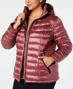 Plus Size Burgundy Hooded Packable Down Puffer Coat Calvin Klein. Burgundy Hooded Down Puffer Coat Plus Size. Love this Calvin Klein down hooded plus size black puffer coat plus size women's.