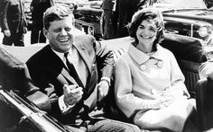 Nearly 55 years on JFK's death in Dallas, Texas, on November 22, 1963, continues to fascinate fans an conspiracy theorists alike.