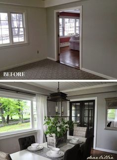 These Before And After Home Makeovers Will Instantly Inspire Your DIY Project