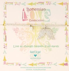 hearttoget | Bohemian Love Collection