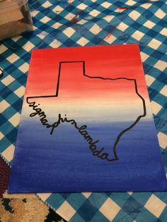 SFA Texas sigma phi lambda