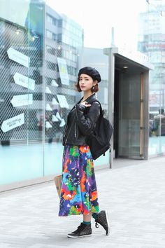 ストリートスナップ原宿 - Mayuさん | Fashionsnap.com