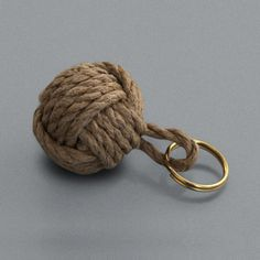 LABOUR AND WAIT | Rope Key Ring