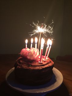 22nd Birthday Cakes, Pretty Birthday Cakes, Birthday Cake With Candles, It's Your Birthday, Girl Birthday, Birthday Parties, Birthday Ideas, Happy Birthday Chocolate Cake, Happy Birthday Cake Images