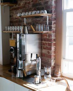 Tandem coffee roasters, Portland