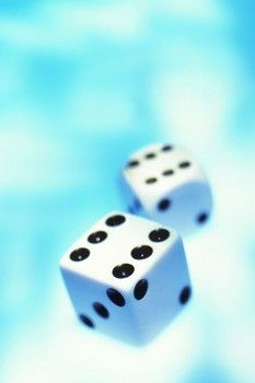 Roll to keep -- or swap -- your gift. Credit: Getty ImagesWhat you need: Wrapped gifts, dice and a timer.How to play: Everyone brings a