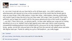 Cómo convertir una crítica en un desternillante anuncio de compresas - Dando Guerrilla