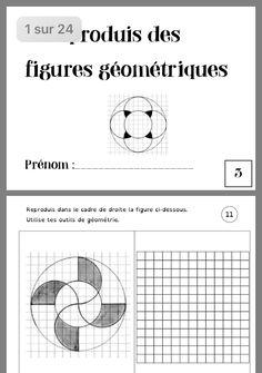 Classroom Management Techniques, College Math, Montessori Math, Best Teacher, Special Education, Teaching, Drawing Techniques, Mandalas, Geometry