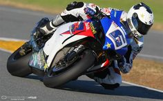 Matt Mladin on his Suzuki GSX-R1000