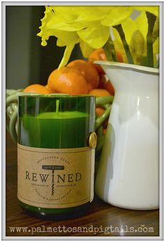 Rewined Candles Launch Party for Spring Scent: Mimosa - Palmettos and Pigtails