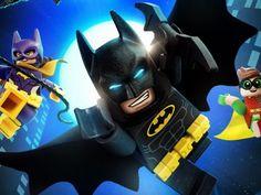 The Batfamily assembles for The LEGO Batman Movie IMAX poster. Will Arnett, Michael Cera, and Rosario Dawson voice Batman, Robin, and Batgirl. Lego Film, Batman Full Movie, Legos, La Grande Aventure Lego, Batgirl And Robin, Batman Robin, Lego Batman Movie, Batman 2017, Lego Batgirl