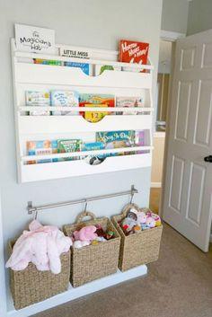 Diy Kids Toy Storage Ideas 5