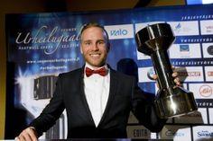 Mika Poutala palkittiin Suomen Urheilugaalassa kaksi viikkoa sitten vuoden esikuvana. Tiistaina tuli palkinto TUL:n parhaana.