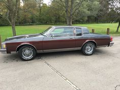 This Oldsmobile Delta 88 is a neat cruiser on it's own, but the seller's write up makes us want to cough up the cash for this beauty like right now! Pontiac Cars, Buick, Pitch, Classic Cars, Trucks, Beauty, Vintage Classic Cars, Truck, Beauty Illustration