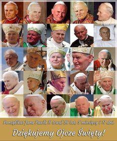 Örökké emlékezni fogok rád II. János Pál Pápa. Kérlek imádkozzál értem és családomért.