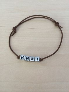 DIY: How to make your own Rakhi / friendship bracelets