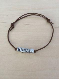 DIY: How to make your own Rakhi / friendship bracelets