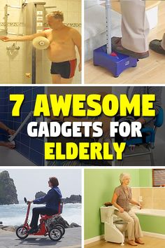 This Gadgets For Elderly, assistive devices for elderly and traditional elder care equipment that allows your loved one live independently. I have listed some best tech gadgets for seniors and grandparents in that article. They are also the best gift Unique Gadgets, Cool Tech Gadgets, Awesome Gadgets, Best New Gadgets, Office Gadgets, Spy Gadgets, Camping Gadgets, Travel Gadgets, Kitchen Gadgets