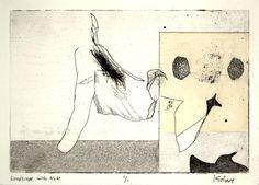 Printmaking :artwork by evan isoline