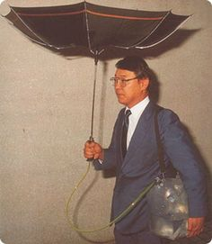 Inverted umbrella rain catcher