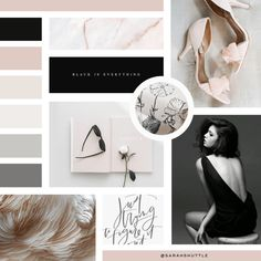 Luxury business branding, logo design, brand styling, brand design and bespoke wordpress web design for female entrepreneurs and the wedding industry. Personal Branding, Marca Personal, Mood Board Inspiration, Logo Design Inspiration, Design Ideas, Business Branding, Business Design, Business Cards, Inspirations Boards