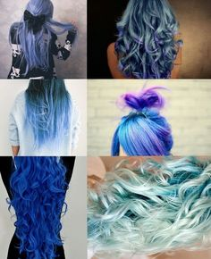 These are some hair styles I want to try out