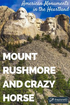 Mount Rushmore and Crazy Horse – American Monuments in the Heartland | The Planet D Adventure Travel Blog