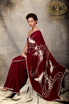 Pakistani Fashion Party Wear, Indian Fashion, Saree Fashion, Fashion Women, Indian Beauty Saree, Indian Sarees, Indian Dresses, Indian Outfits, Indian Clothes