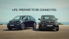 Connectivity that makes every journey a pleasure. Introducing the new BMW i3 and i3s.