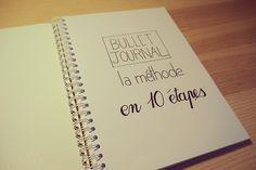 Vous avez entendu parlé du Bullet Journal, et vous aussi vous voulez… Planner Bullet Journal, Bullet Journal Printables, Diy Agenda, Agenda Planner, Bujo, Organization Journal, Diy Organisation, Kitchen Organization, Filofax