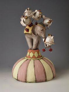 Cirque du Poulet - Farfengnugen - andrea revoy