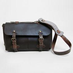 Louise Small Brown Plumber Bag - La Belle Échoppe ($200-500) - Svpply