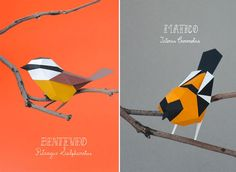http://www.thisiscolossal.com/2014/05/geometric-paper-birds-and-animals-by-estudio-guardabosques/