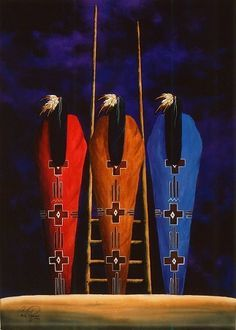 Native American artist Angel Beth Smith of the Narragansett Nation. - Google Search