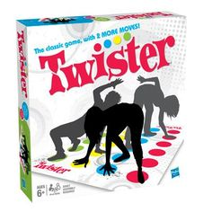 Everyone enjoys a good game of twister!!!