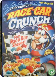 Cap'n Crunch's Race Car Crunch 2009