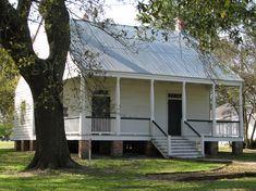 http://en.wikipedia.org/wiki/List_of_plantations_in_Louisiana  Aillet House  West Baton Rouge Louisiana