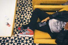 Allen Claudius  #allenclaudius #bowtiesandbones #indiansneakerhead #indianhypebeast #sneakerhead #streetwear #blogger #vlogger #youtuber #shoetuber #influencer #indian #hypebeast #highsnobiety #complex #sneaker #collector #reviewer #fashion #style #menswear #streetstyle #lookbook #ootd #virgilabloh #sunglasses #offwhite #omegaseamaster #bangalore #mumbai #bombay #denimjacket #levislounge #sneakerheadmeet #meetandgreet #culture #movement #liveinlevis