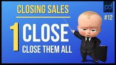 How to Close Any Objection With ONE Close [Forget Selling Start Closing] Closing Sales, Public Speaking, Closer, Psychology, How To Become, Forget, Training, Education, Psicologia