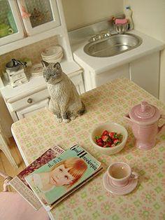 Mini Stuff...: Dollhouses Yuri Munakata