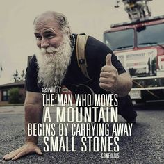 TRAIN HARD DO WORK Let's start our day with carrying away those small stones. #firedontcare #quityourbitching #nodaysoff #salty #oldschool #samerules #trainharddowork #betterthanyesterday ___________________________________________ Want to be featured? Show us how you train hard and do work Use #555fitness in your post and tag your friends for fun! ____________________________________________ 555 Fitness is a Firefighter driven and operated non-profit organization. Our goal is to reduce the…