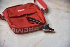 best service c18b0 c4526 Jordan 11 Bred 3D Sneaker Keychain. The Best Sneaker Head Gifts Ideas. Air  Jordan