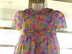#craftshout0406 Check out this item in my Etsy shop https://www.etsy.com/listing/228813802/butterfly-girls-dress-girl-clothes